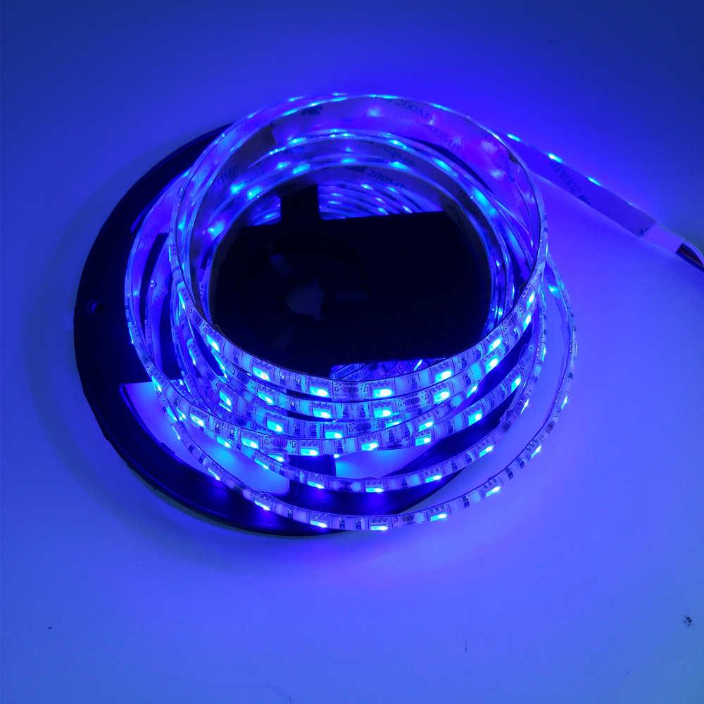 100 метров DC12V 5 м/рулон 5050 RGB Светодиодная лента светильник 60 светодиодный/м 300 светодиодный s IP20 IP65 водонепроницаемая гибкая лента для семейных вечерние украшения