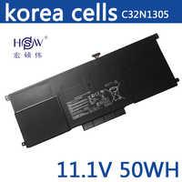 HSW nowy 50Wh genius C32N1305 bateria do ASUS Zenbook nieskończoność UX301LA na laptopa Ultrabook bateria akku