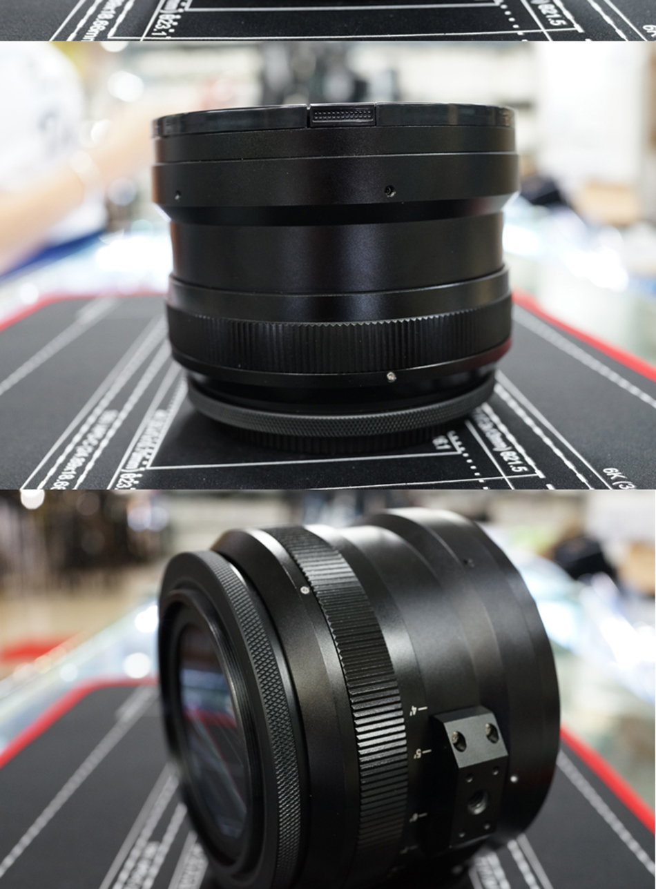 US $1528 0 |SLR Magic Anamorphot 1 33x 65 Anamorphic Lens Adapter-in  Camcorder Lenses from Consumer Electronics on Aliexpress com | Alibaba Group