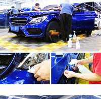 3 Layers PPF Clear Car Protective Vinyl Wrap Car Paint Protection Film For Car Motorcycle laptop skateboard Wraps 1.52m*3m