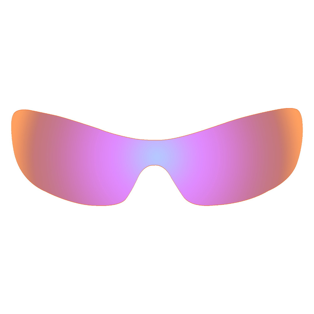ce694448bd9 Mryok Anti Scratch POLARIZED Replacement Lenses(Lens Only) for Oakley Antix  Sunglasses Cobalt Rose-in Accessories from Men s Clothing   Accessories on  ...