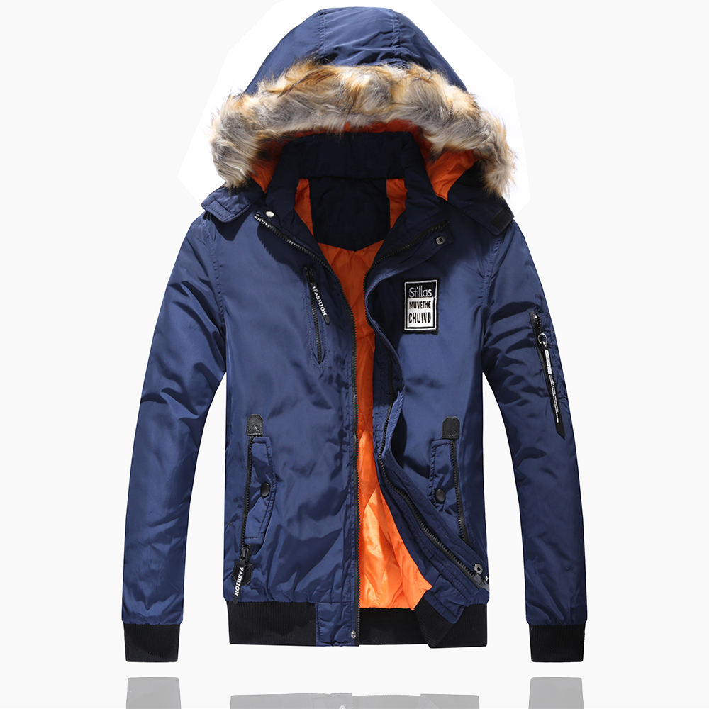Brand Coat Jackets Men Coat Autumn Winter Jacket Badge Design Fashion Overcoat Casual Outwear Hooded Warm Jacket Coat Men Parkas rp sma female to y type 2x ip 9 ms156 male splitter combiner cable pigtail rg316 one sma point 2 ms156 connector for lte yota
