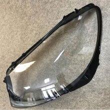 Фара Прозрачная крышка Маяк линзы фары Передняя крышка для Mercedes-Benz W205C180C200C260LC280 C300