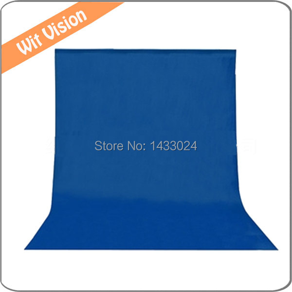Blue Photography Backdrop 300*400CM Video Photo Photography Lighting Studio Muslin Background