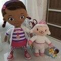 1 компл. оригинальный док McStuffins плюшевые мягкие игрушки, Дотти девушка и McStuffin Lambie овец плюшевые для детей и детей и подарок ребенку