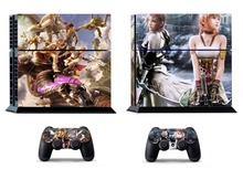 Final Fantasy 111 PS4 Skin PS4 Sticker
