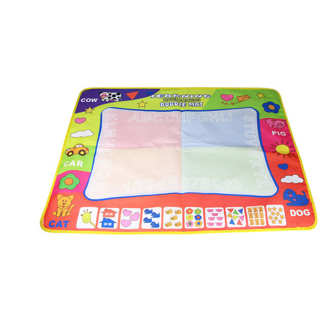 new high quality educational 60 80cm children s magic water canvas