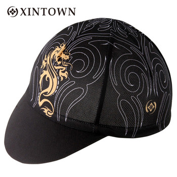 Xintown Men Women Outdoor Bike Sun Hat Headwear Sports Baseball MTB Bicycles Team Scarf Hat Hiking Cycling Caps Breathable mini kompas sleutelhanger
