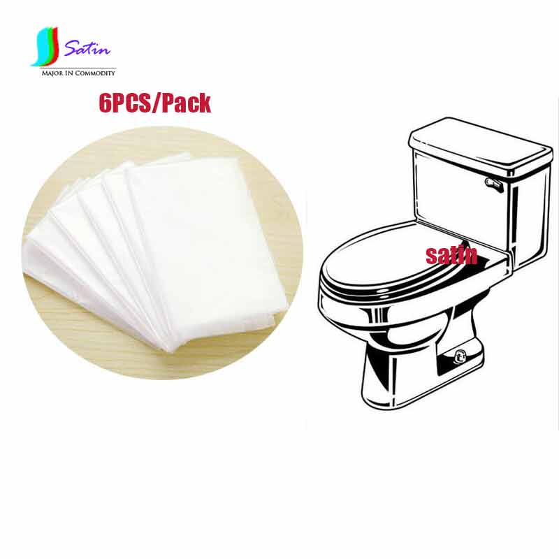 Groovy Us 19 44 O0029 6Pcs 12Pocket 72Pcs Lot Hygienic Pocket Waterproof Double Layer Pe Cover Clear Disposable Toilet Seat Mats For Traveling In Toilet Caraccident5 Cool Chair Designs And Ideas Caraccident5Info