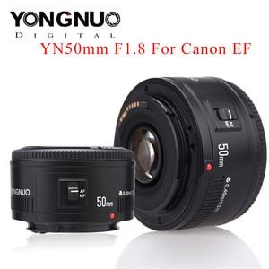 Image 4 - Objectif YONGNUO dorigine YN50 mm YN50mm F1.8 YN535mm F2.0 objectif de caméra pour Canon Canon EF