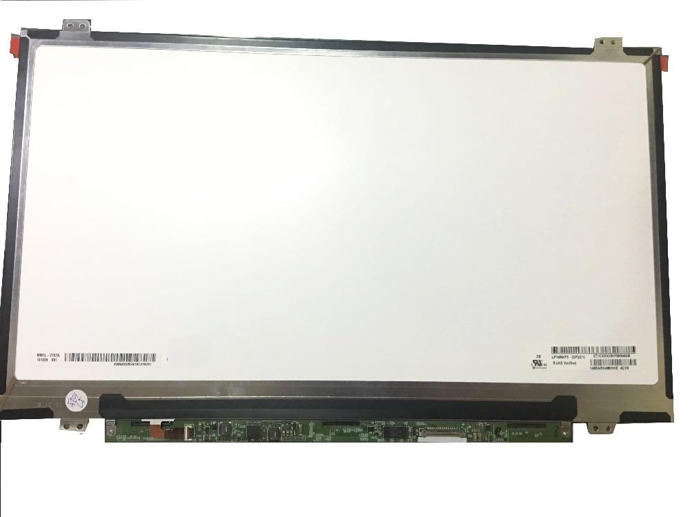 14 0 Laptop Matrix For Lenovo ThinkPad L450 20DT 20DS IPS LCD screen FRU 04X4807 FHD