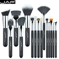 Jaf marca 15 unids/set pinceles de maquillaje 15 unids j1502ssy-b componen kit de cepillo del maquillaje de cepillo de la alta calidad envío gratis