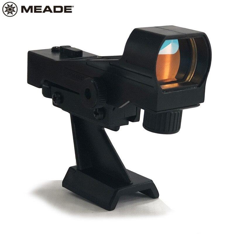 Meade Red Dot Finder portée astronomie pour jumelles monoculaires astronomiques haut de gamme accessoires pour télescopes avec support coulissant