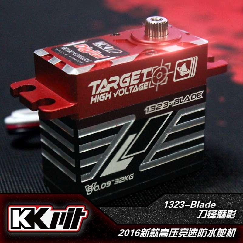 KKPIT HV CLS 1323 Blade ดิจิตอล 70 กรัมโลหะ servo กันน้ำ 32kg. cm แรงบิดสำหรับรถยนต์ RC-ใน ชิ้นส่วนและอุปกรณ์เสริม จาก ของเล่นและงานอดิเรก บน   2