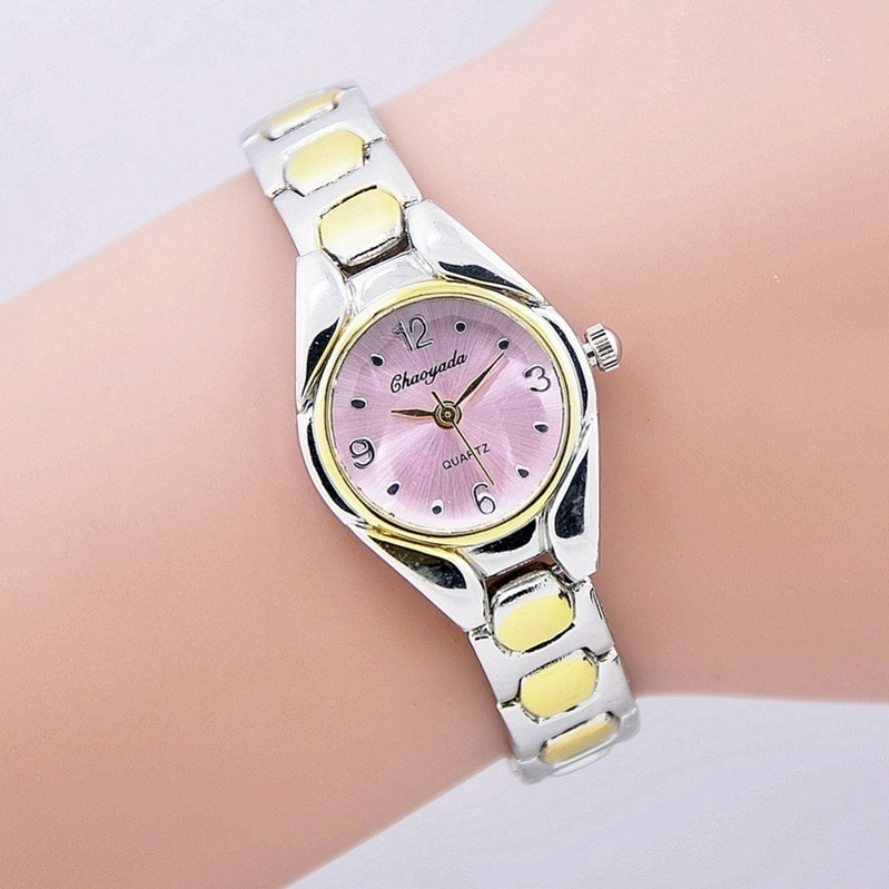 New Watches Women Fashion Casual Clock Silver Elegant Bracelet Watch Montre Femme Women's Wrist Quartz Watch Relojes Mujer 2016 brand new 2016 fashion ladies casual watches rhinestone bracelet watch women elegant quartz wristwatch silver clock