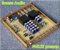 Brisa de preamplificador de audio excelente clonados FM155 perfectamente coincidir con FM300amplifer HIFI AUDIO