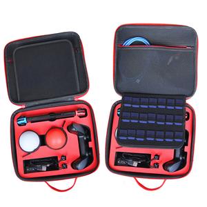 Image 2 - Nouveau sac de rangement pour interrupteur étui de protection à bille pour Nintendo Switch contrôleur couleur rouge