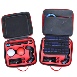 Image 2 - new product storage Bag for Switch poke ball protective case for Nintendo Switch controller red color
