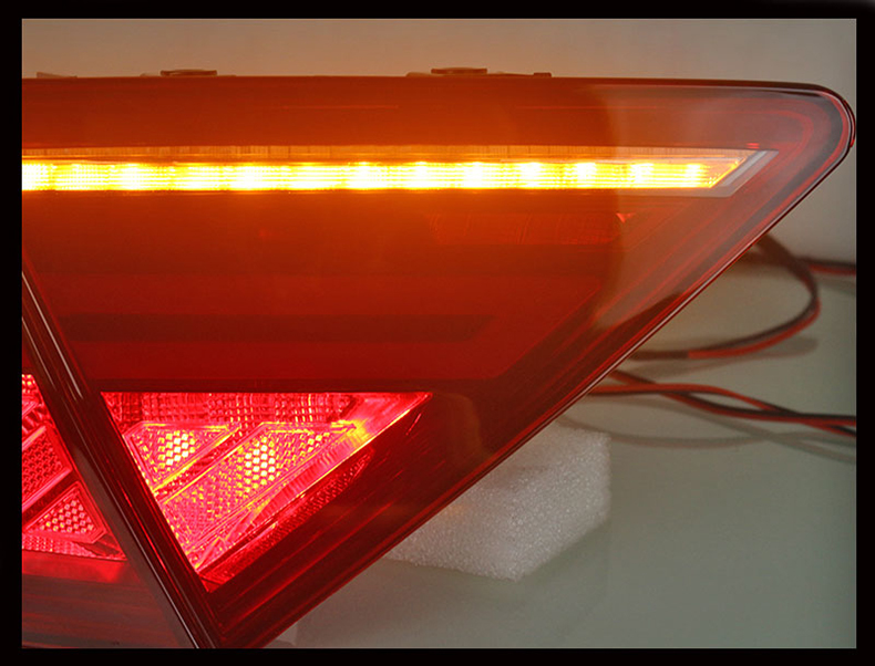 lumière mobile feu style 7