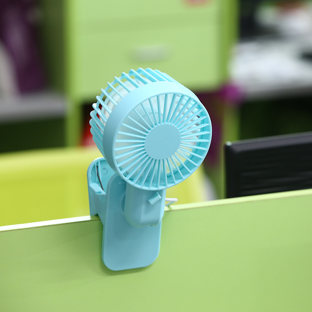 berlato mini fan mini bed portable mute student hostel clip fan office usb electric fan table. Black Bedroom Furniture Sets. Home Design Ideas
