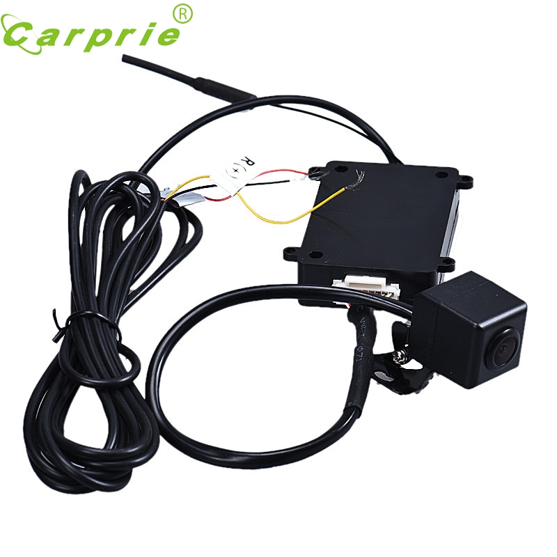 Tiptop New WIFI In Car Backup Rear View Reversing Camera 1/3 Inch Cmos Cam For Android_KXL0807