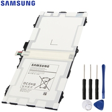 Original Replacement Samsung Battery For Galaxy Tab S 10.5 SM-T805c T800 T801 T805 T807 Genuine Tablet Battery EB-BT800FBC samsung original replacement battery eb bw700abe for galaxy tabpro s sm w708 sm w700n tab pro s authentic tablet battery 5200mah