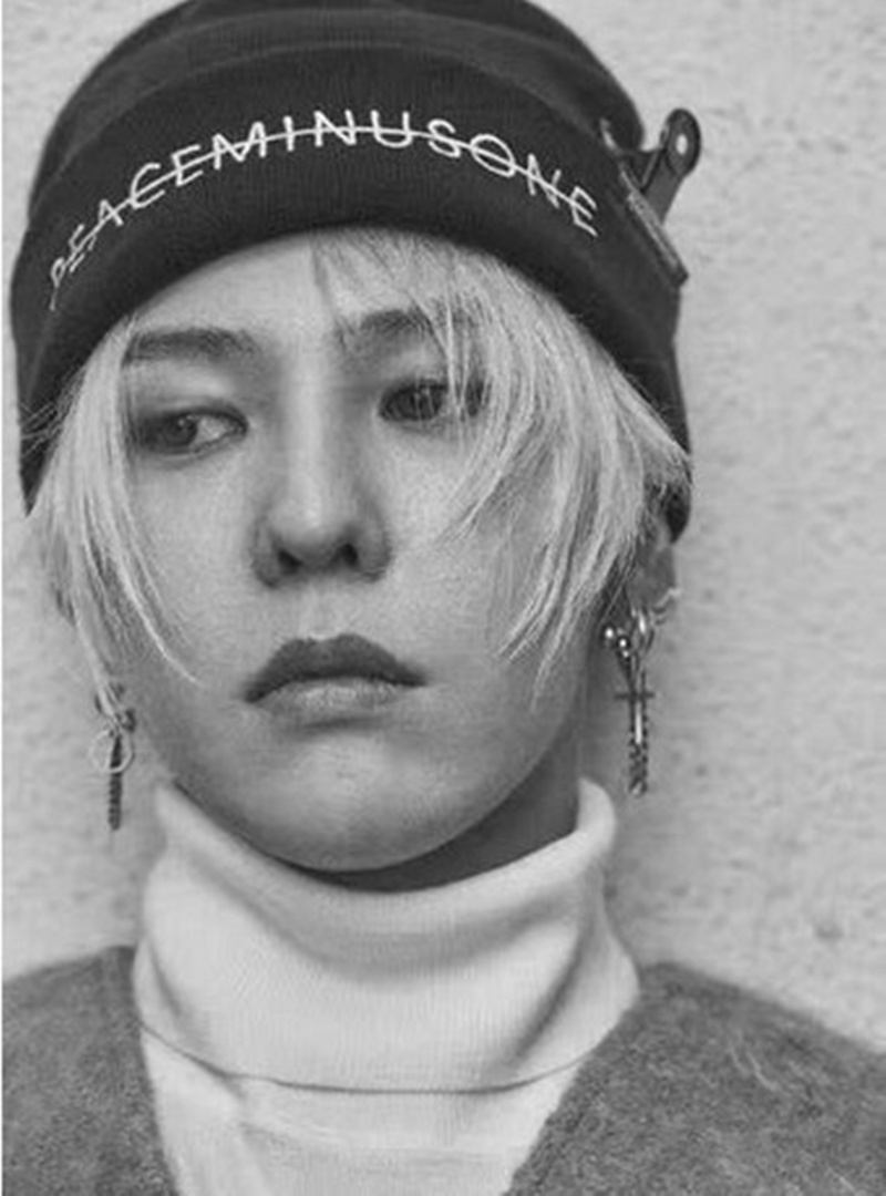 Voron Bigbang Gd Gdragon Peaceminusone Knitted Hat