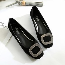 Women Shoes Ladies Flat Shoes Shallow Ballet Flats Woman Casual Shoes Fashion Sapato Zapatos Mujer Womens Loafer Slip on Flats
