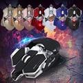 G10 4000 DPI LED Optical USB Mechanical Wired Gaming Mouse Defined Macro Programming10 Keys Adjustable Breathing Light