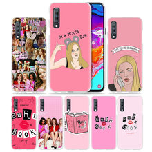 Mean Girls Burn Book Case for Samsung Galaxy A50 A70 A80 A20e A60 A40 A30 A20 A10 A8 A6 Plus A9 A7 2018 Hard PC Phone Cover Capa(China)