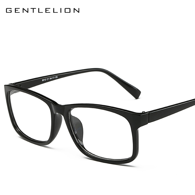393a63c7bf6 Eyewear Frames Optical Myopia Clear Lens Glasses Frame Female Hipster  Vintage Spectacle Frame Big Eyeglasses Women Brand 8012