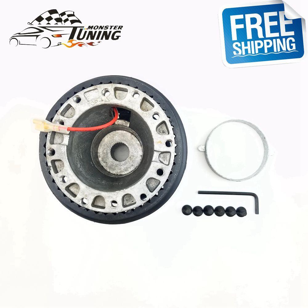 Free Shipping Universal New Racing Steering Wheel Hub