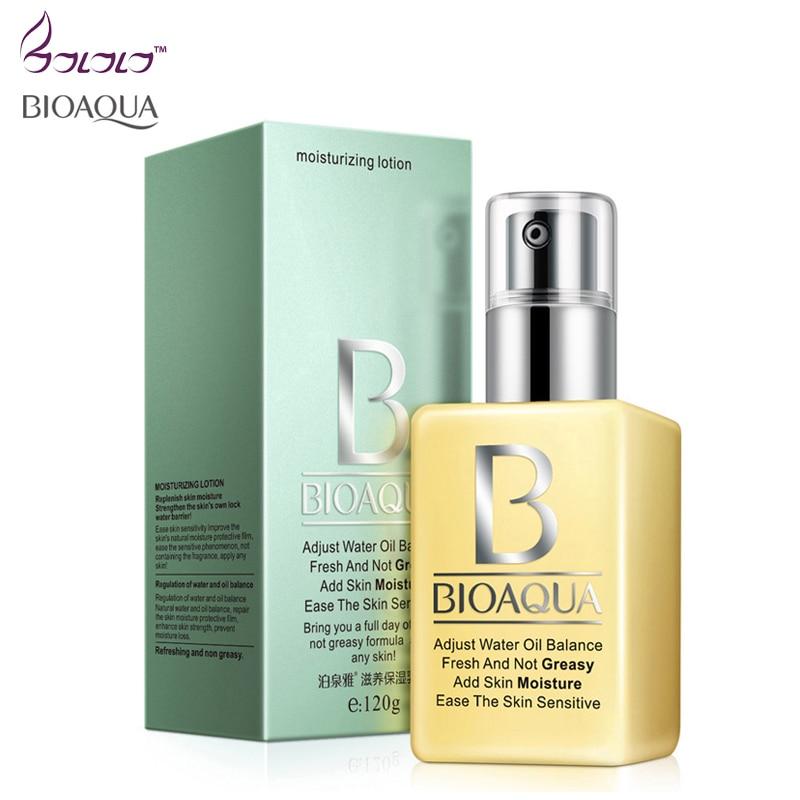цена на Cosmetics foundation Skin Care moisturizer day night cream Emulsion Lotion Beauty Makeup base liquida for Face Care facial cream