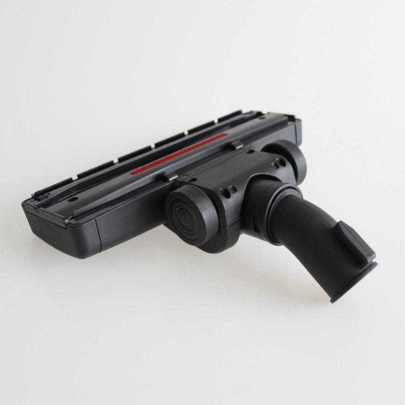New Universal 35mm Inner Diameter Vacuum Cleaner Brushes Accessory Durable Brush Head Tool Replacement For Floor Carpet(China)