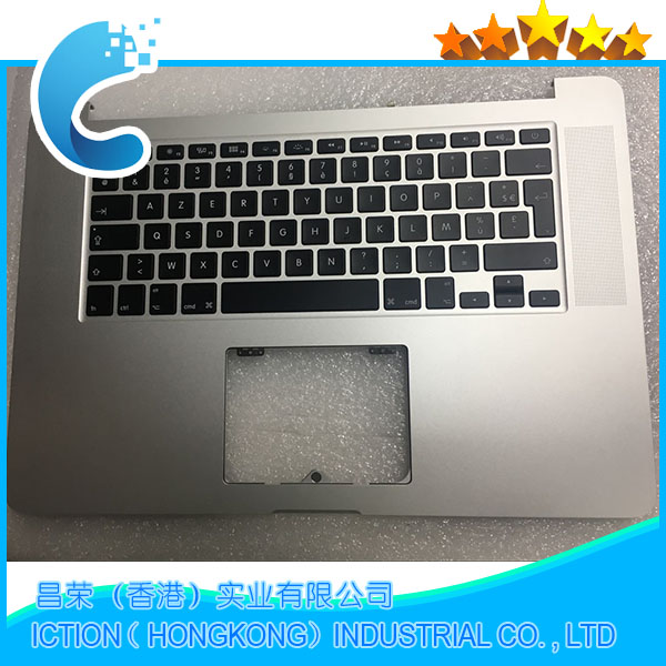 A1398 Topcase For Macbook Pro Retina 15 A1398 Topcase With Keyboard French Layout Upper Top Case Late 2013 Mid 2014 661-8311 for macbook pro retina 13 a1502 topcase with keyboard upper top case palmrest us layout late 2013 mid 2014 661 8154