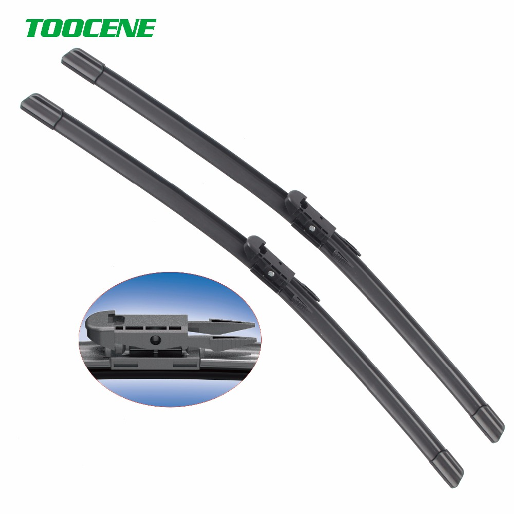 Front And Rear Wiper Blades For Mercedes GL Class X164 2006 2012 High Quality Rubber Windshield wiper Car Accessories in Windscreen Wipers from Automobiles Motorcycles