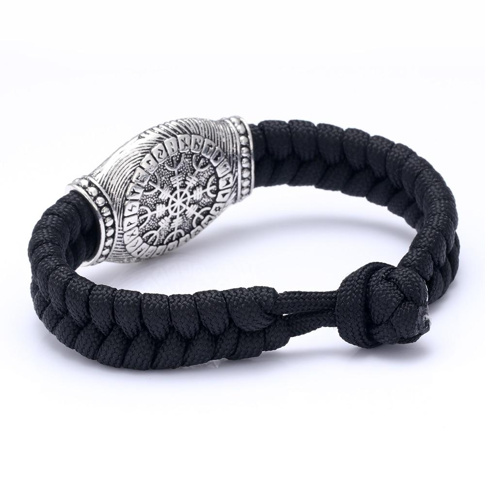 Bracelet fait main Rune Viking scandinave nordique 3