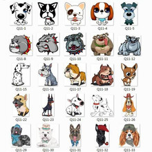 UVR 360 Degree Dog Cartoon Finger Ring Smartphone Stand Holder Mobile Phone Holder For iPhone Huawei All Phone