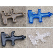 Outdoor EDC Tool New Self Defense personal Stinger Duron Drill Protection tactical security Tool Nylon Plastic Steel