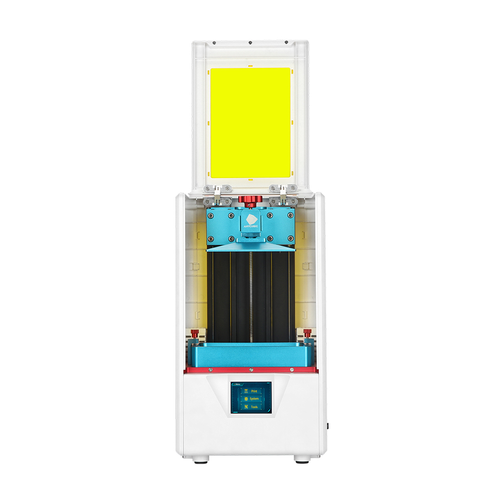 Image 2 - ANYCUBIC 3D Printer Photon S LCD Quick Slice 405nm UV Resin Matrix UV Light Dual Z axis SLA 3d Printer PhotonS impresora 3d-in 3D Printers from Computer & Office