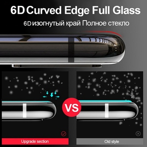 Image 5 - 6D Tempered Glass for Xiaomi Mi 10t Pro 9 Mi9 A2 Lite Play mix 2s 3 Poco X3 C3 Redmi 9c Note 8 9 Pro 7 8t Glass Screen Protector