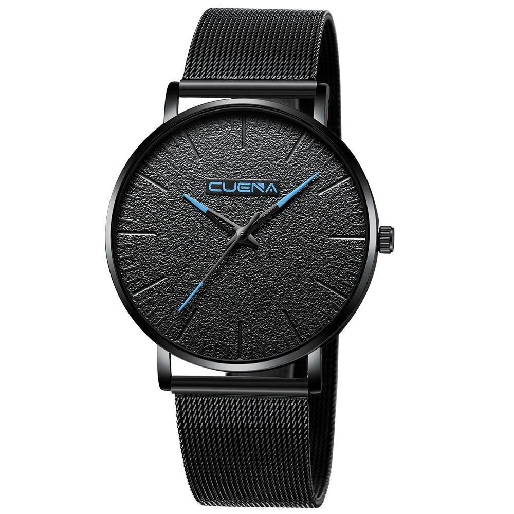 535edb677 Ξ Low price for quartz watches man casual stainless steel mesh and ...