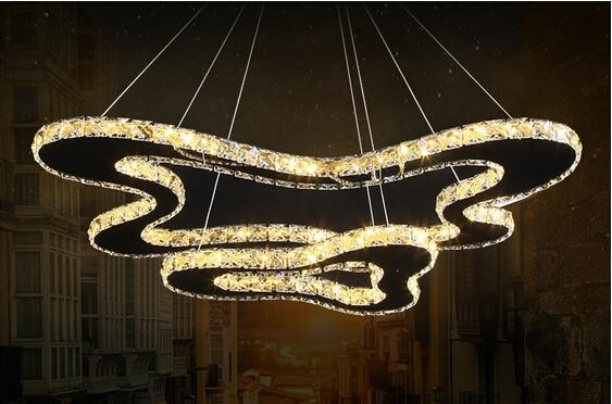 Led creativo personalizzato alien ristorante moderno lampadario