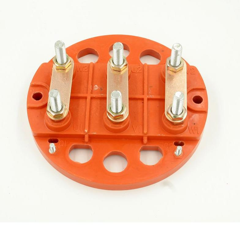 Fast Shipping Y2-355 M16 screw connecting terminal splice terminal block terminal plate patch board  water pump electric motor ar350 2nd transfer screw nsrw 0033fczz ar351 355 3512 3511 3501