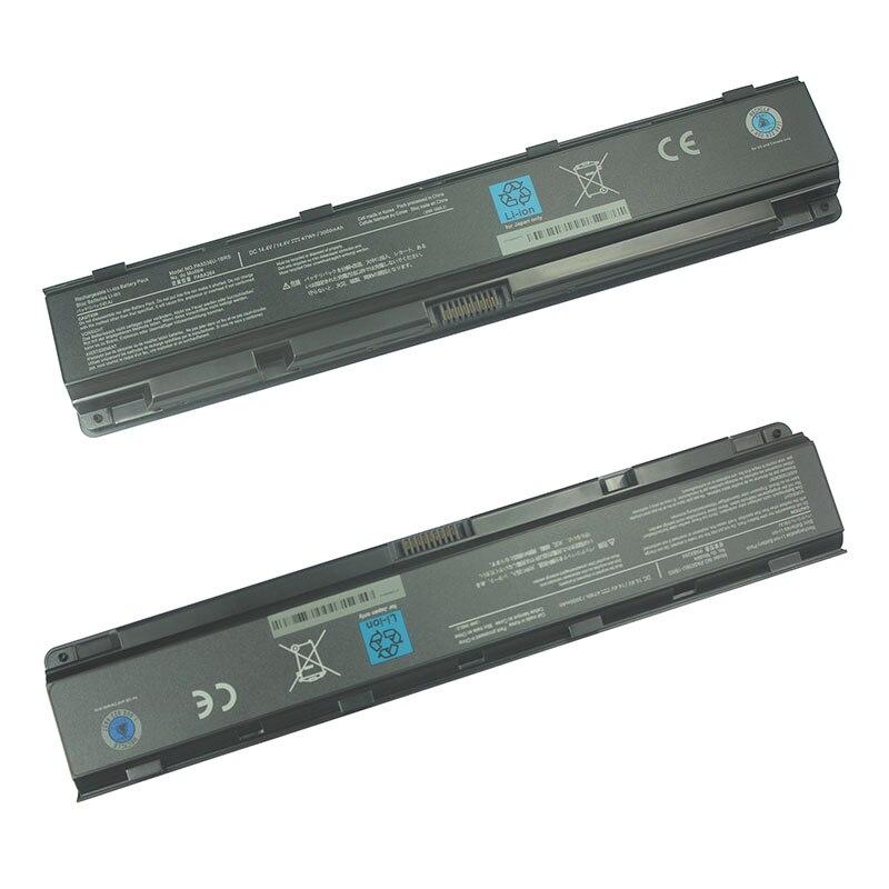 OEM batterie d'ordinateur portable pour Toshiba PA5036U-1BRS PABAS264 Pour Qosmio X70 X870 X875 Batterie 14.4 V 3000 mAh PA5036U PA5036 - 2