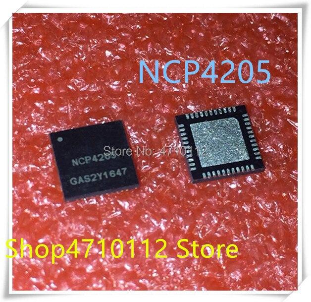 NEW 5PCS/LOT NCP4205MNR2G NCP4205 QFN  IC