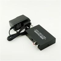 1pcs HDMI to HDMI & Optical SPDIF + RCA L/R 1080P Audio Extractor Converter Splitter