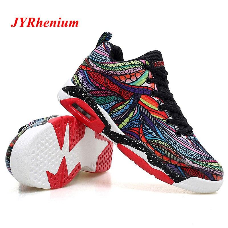 JYRhenium 35-47 Mens Basketball Schuhe Paar Atmungsaktive Retro Turnschuhe Frauen Authentic Zapatillas Hombre Deportiva Jordan Schuhe