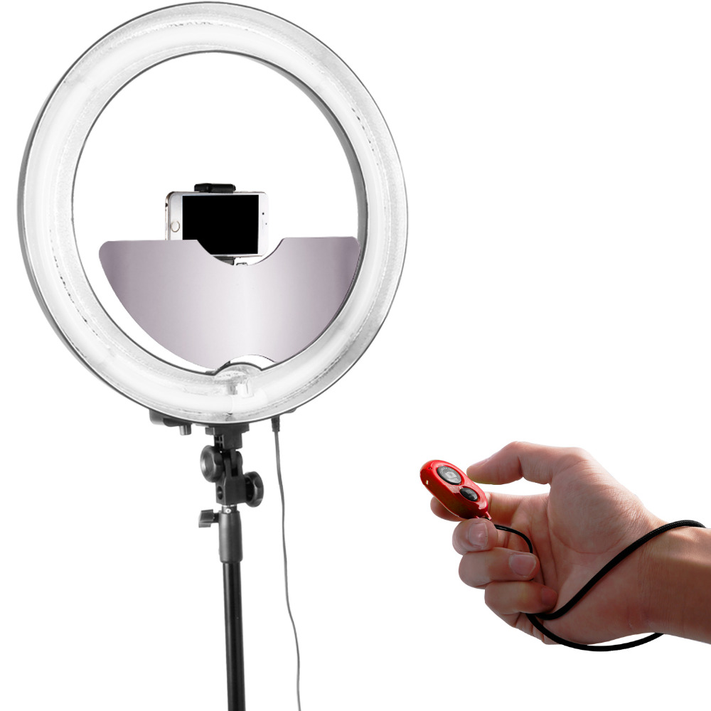 Neewer selfie ring light accessories mirror smart phone for Phone mirror