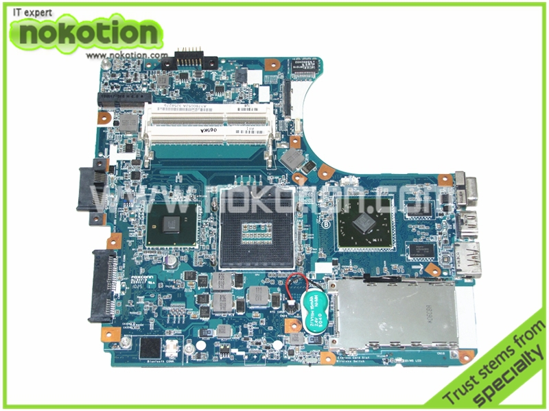 A1780052A M960 MBX-224 Laptop Motherboard for Sony Vaio VPC-EB VPC-EA 1P-009CJ01-8011 ATI HD 4500 Mainboard